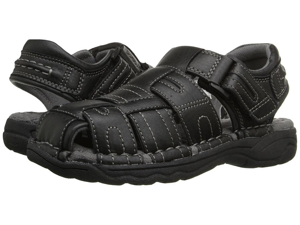 Deer Stags Kids - Fish HTEC (Little Kid/Big Kid) (Black) Kid's Shoes