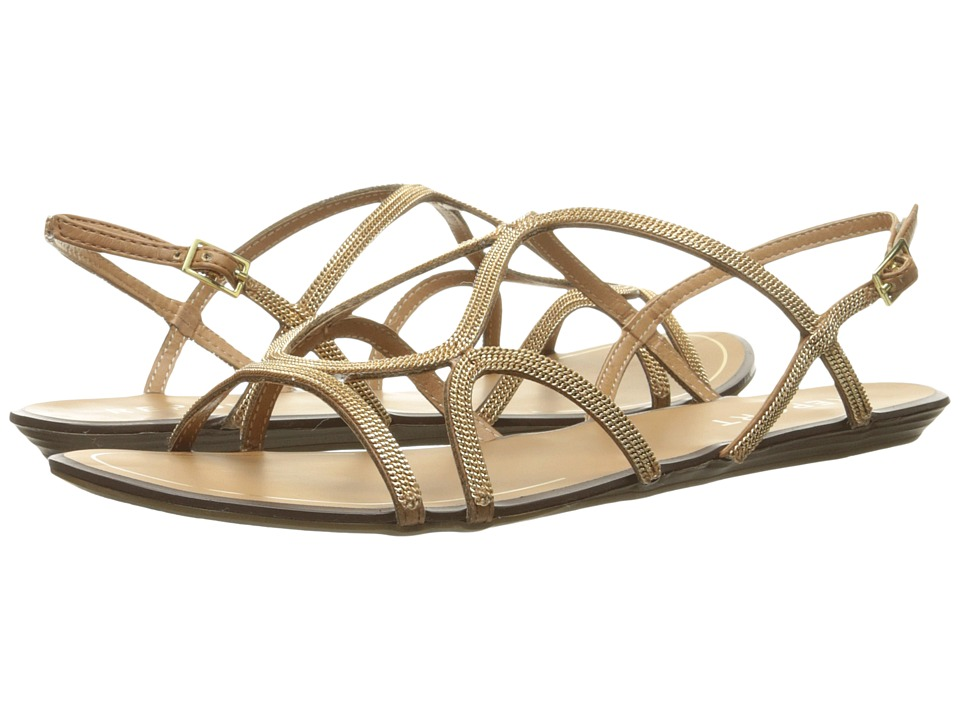 Report - Locke (Nude) Women's Sandals