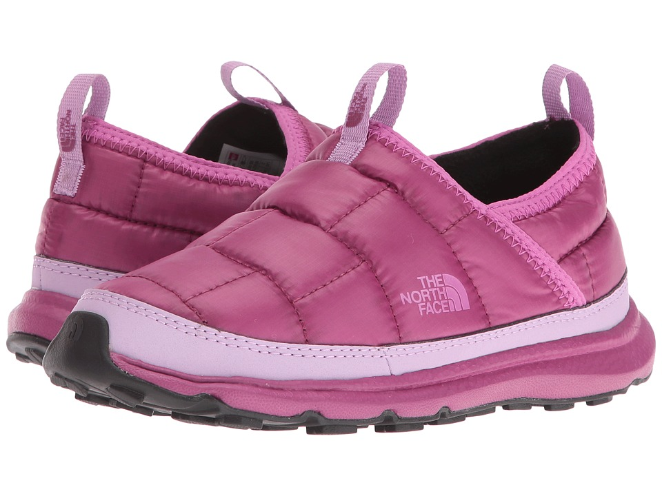 The North Face Kids - Thermal Tent Mule (Toddler/Little Kid/Big Kid) (Lux Purple/Wisteria Purple) Girl's Shoes