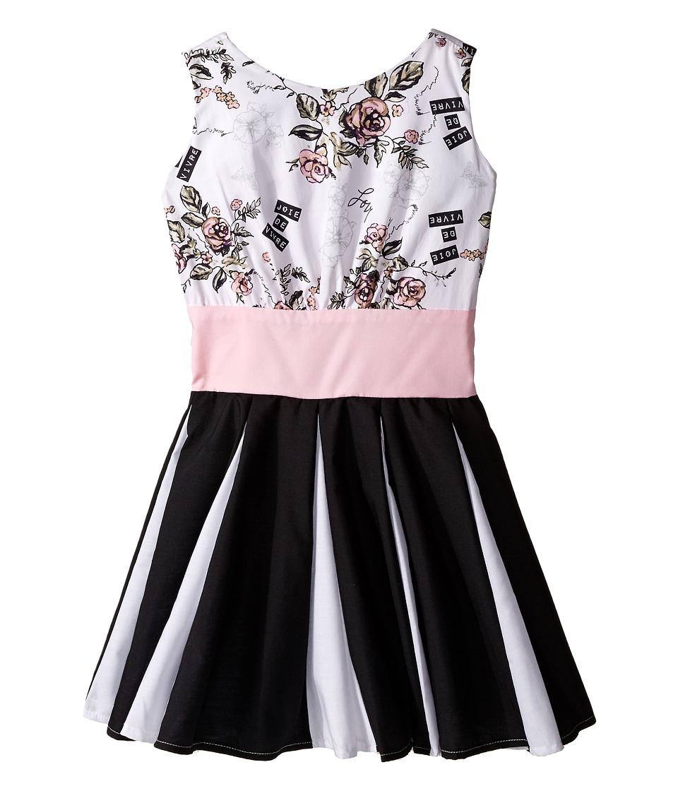 fiveloaves twofish - Night Circus Dress (Little Kids/Big Kids) (Pink) Girl's Dress