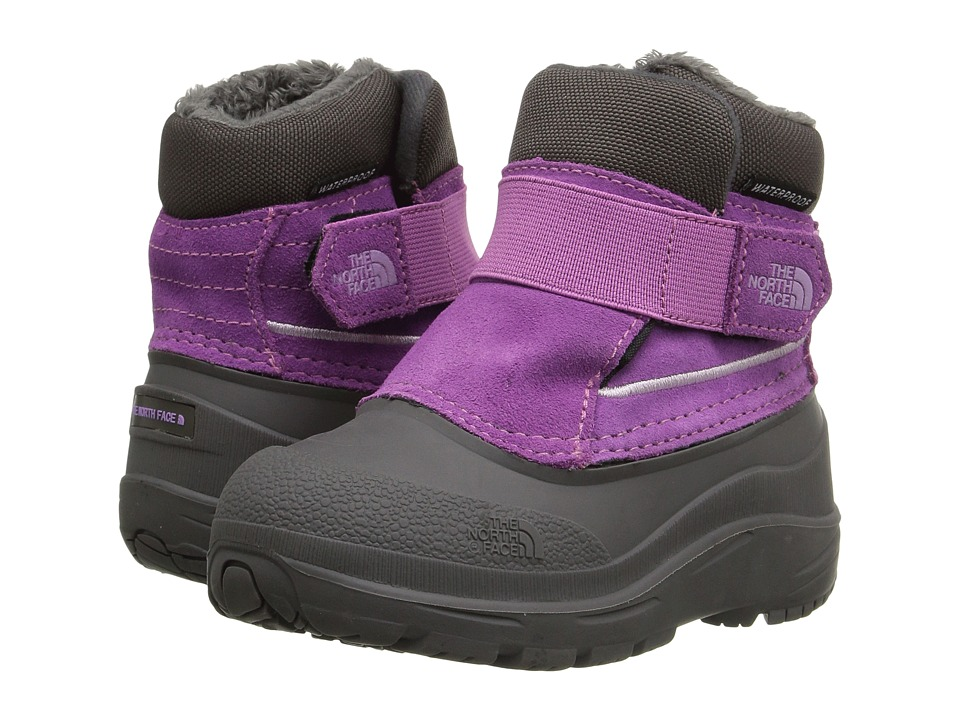 The North Face Kids - Alpenglow (Toddler) (Wisteria Purple/Lupine) Girls Shoes
