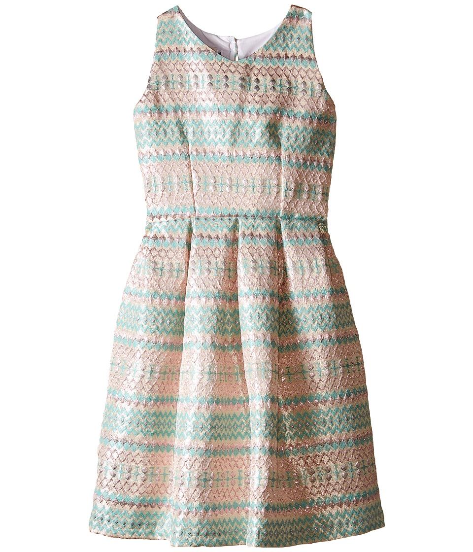 fiveloaves twofish - Isabelle Dress (Big Kids) (Pink Multi) Girl's Dress