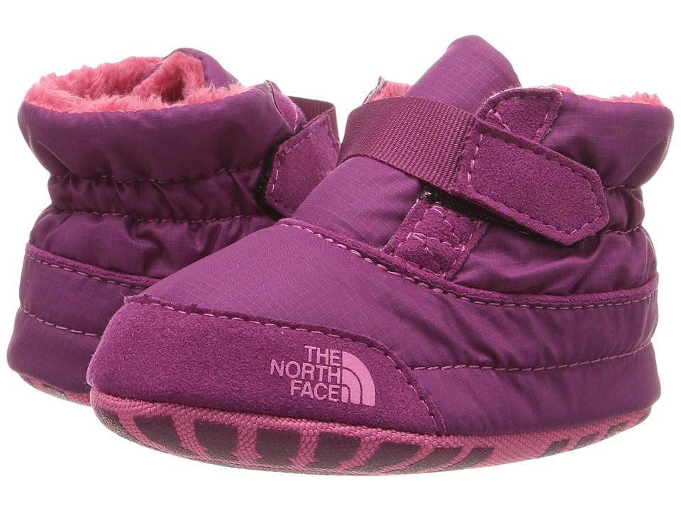 The North Face Kids - Asher Bootie (Infant/Toddler) (Lux Purple/Cha Cha Pink) Girls Shoes