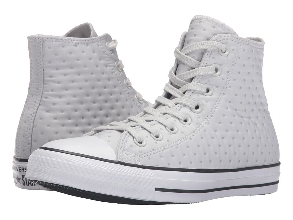 Converse - Chuck Taylor All Star Neoprene Hi (Mouse/Black/White) Women's Lace up casual Shoes