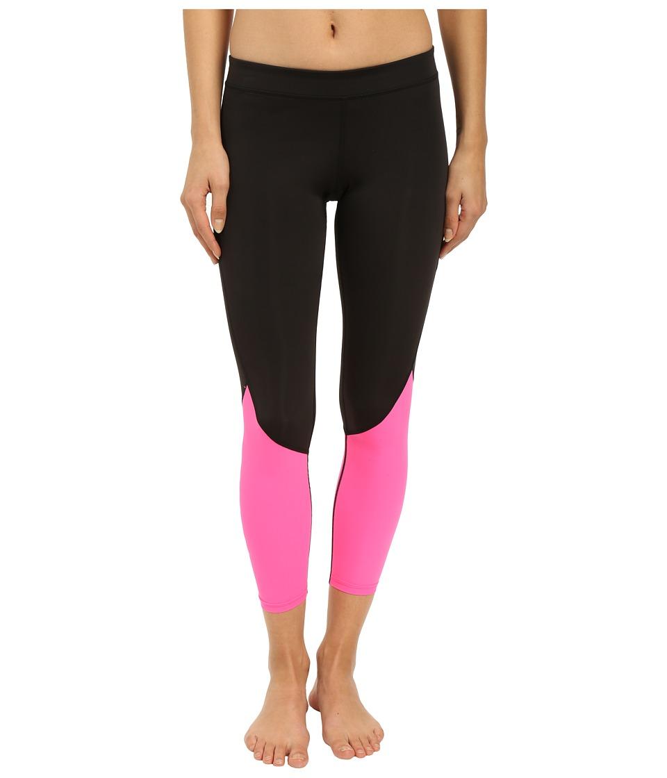 Zensah XT Compression Tights (Neon Pink) Women