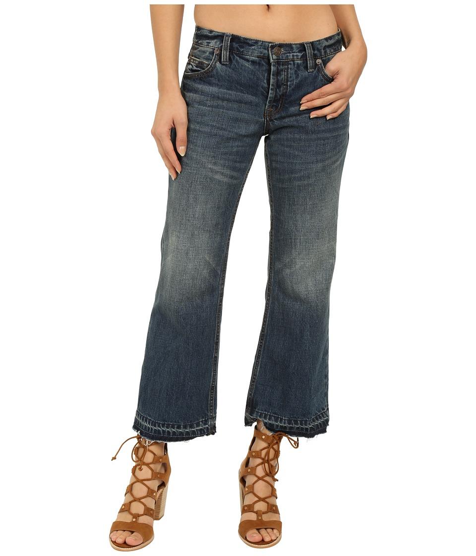 Free People - Chelsea Cropped Kick Flare Denim (Jacob) Women's Jeans