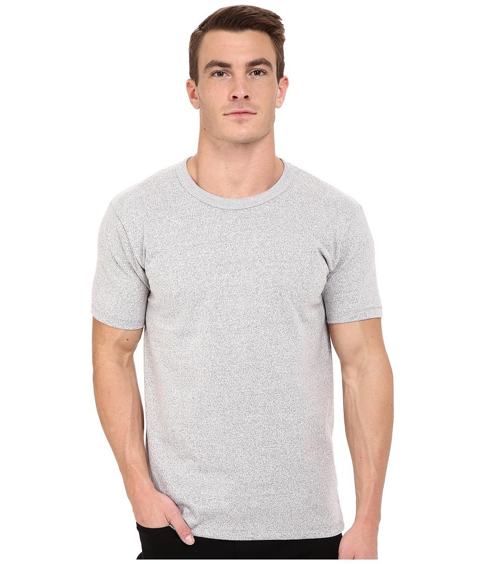 Alternative - Mock Twist Nostalgia T-Shirt (Eco Mock Nickel) Men's T Shirt