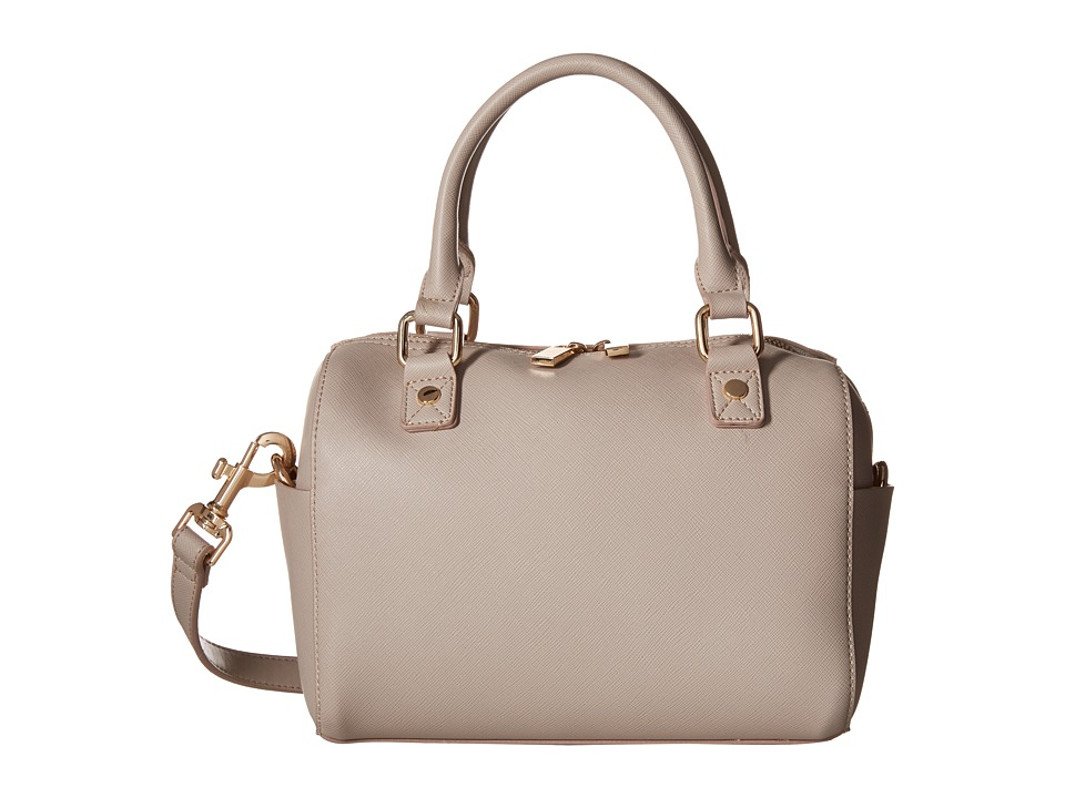 Deux Lux - Piper Mini Satchel (Taupe) Satchel Handbags