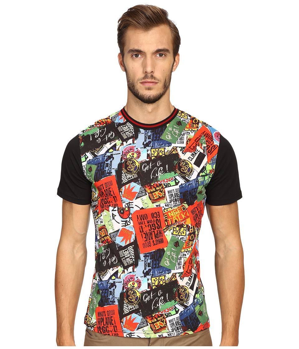 Vivienne Westwood - Protest T-Shirt (Black) Men's T Shirt