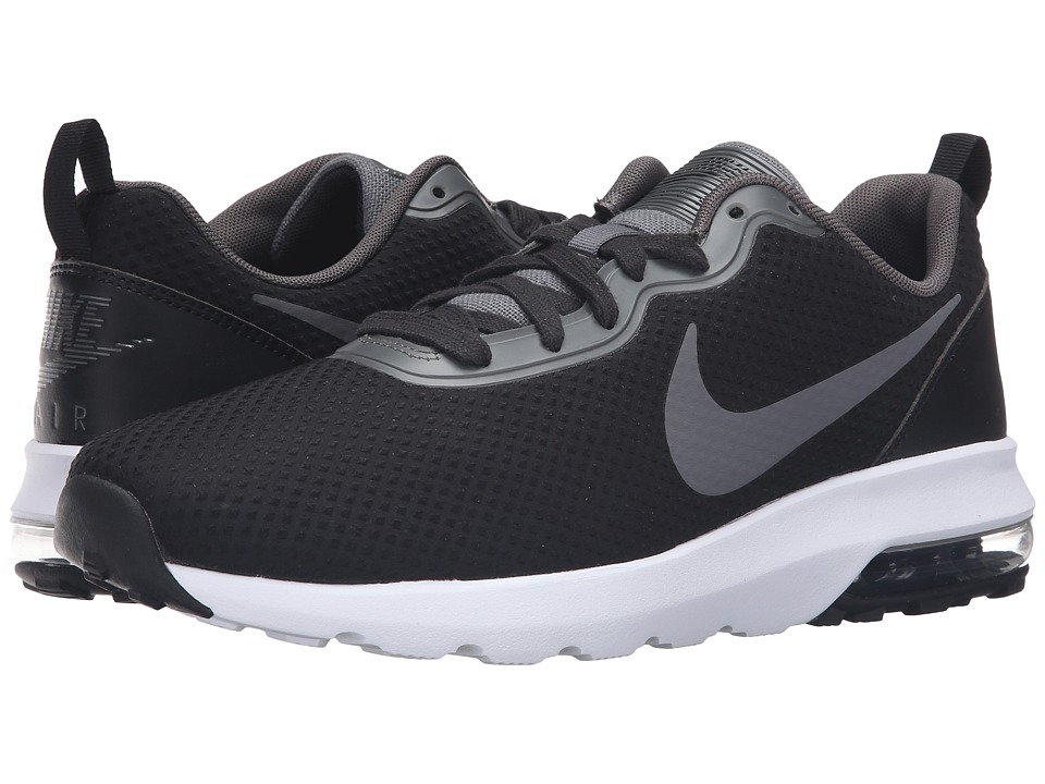 Nike - Air Max Turbulence LS (Black/Dark Grey/Black/White) Men's Running Shoes