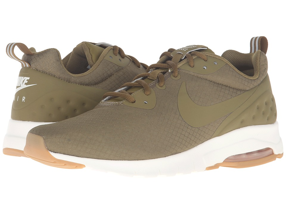 Nike - Air Max Motion LW SE (Olive Flak/Olive Flak/Sail/Gum Light Brown) Men's Running Shoes