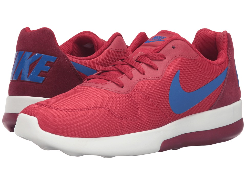 Nike - MD Runner 2 LW (Varsity Red/Varsity Royal/Team Red) Men's Running Shoes