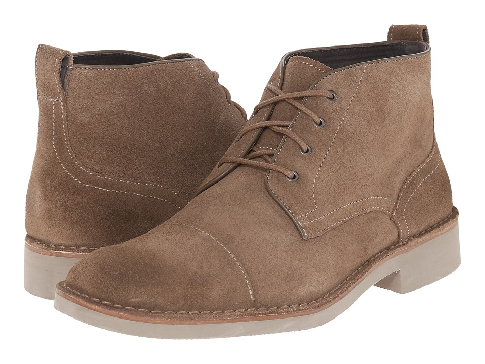 John Varvatos - F2267R2B A12B 231 (Sandstone) Men's Shoes