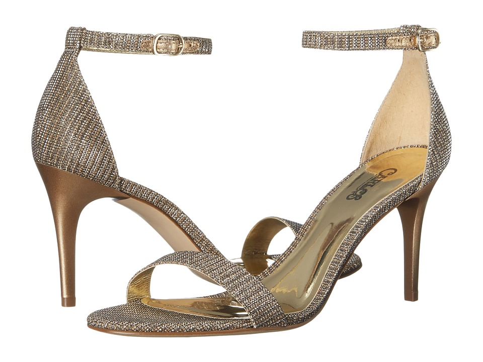 CARLOS by Carlos Santana Sunset (Gold) High Heels