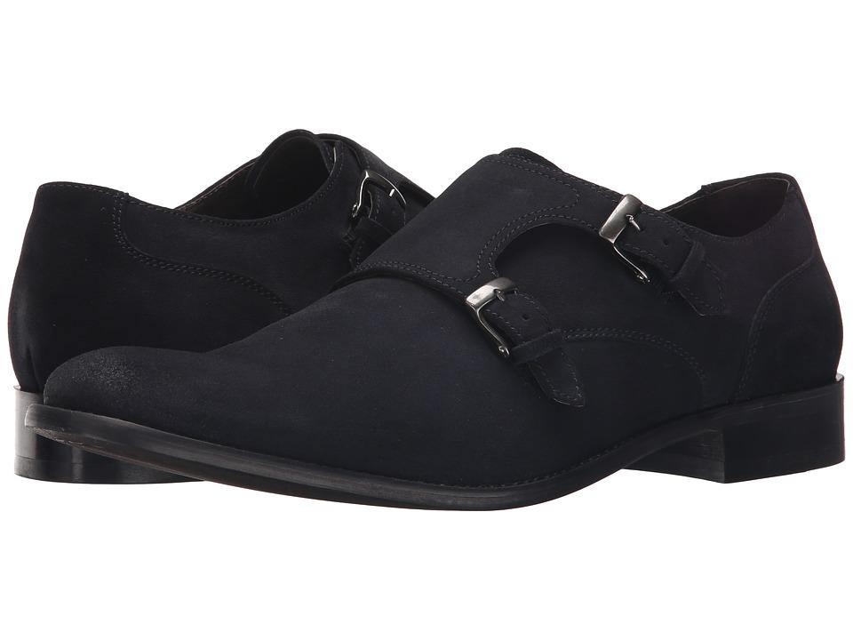 John Varvatos - F2527R1B A12B 414 (Midnight) Men's Shoes