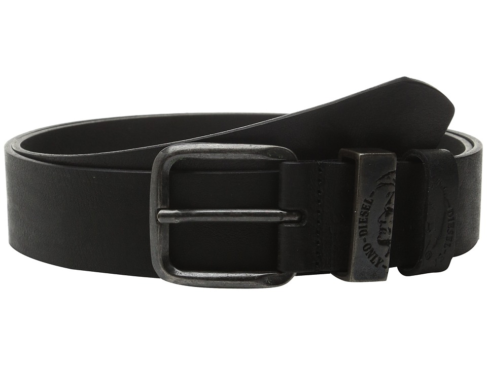 Diesel - Frag Belt (Black) Men's Belts