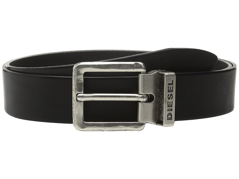 Diesel - Choosy Belt (Black) Men