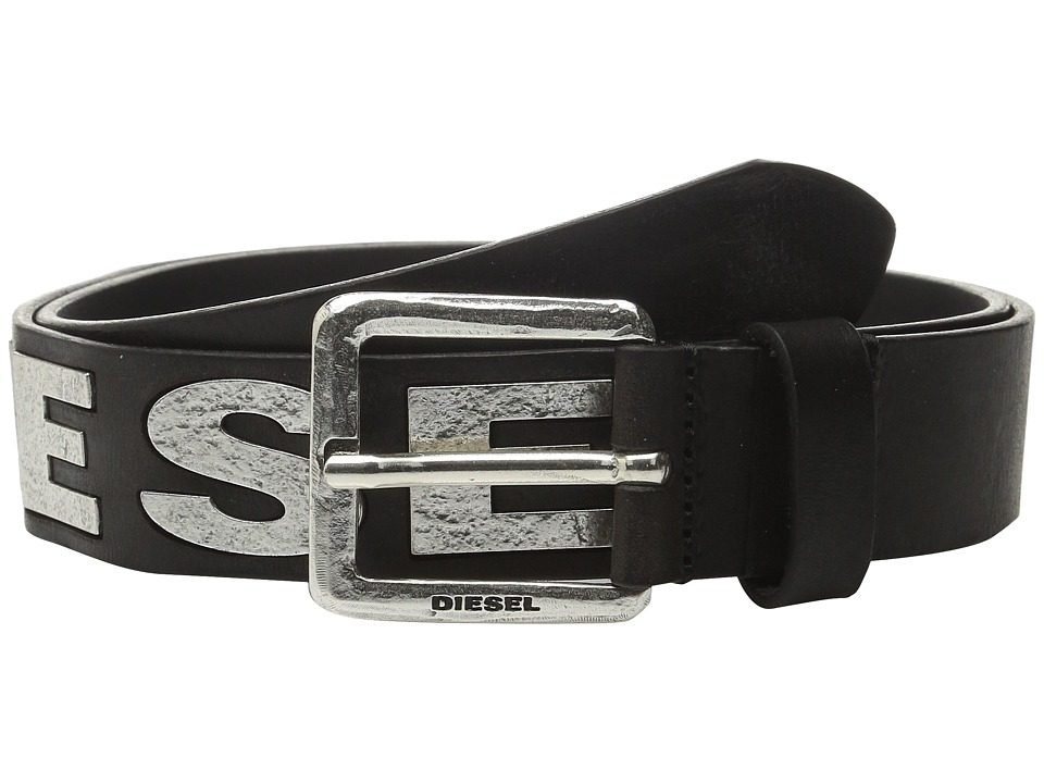 Diesel - Bold Belt (Black) Men's Belts