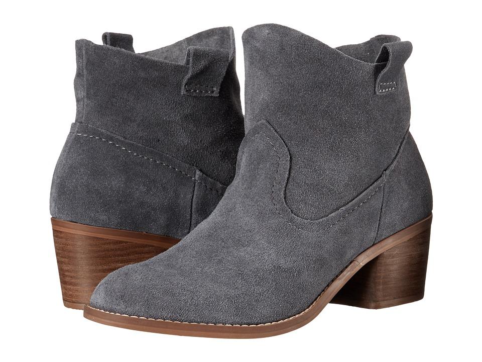 CARLOS by Carlos Santana - Leighton (Titanium) Women's Boots