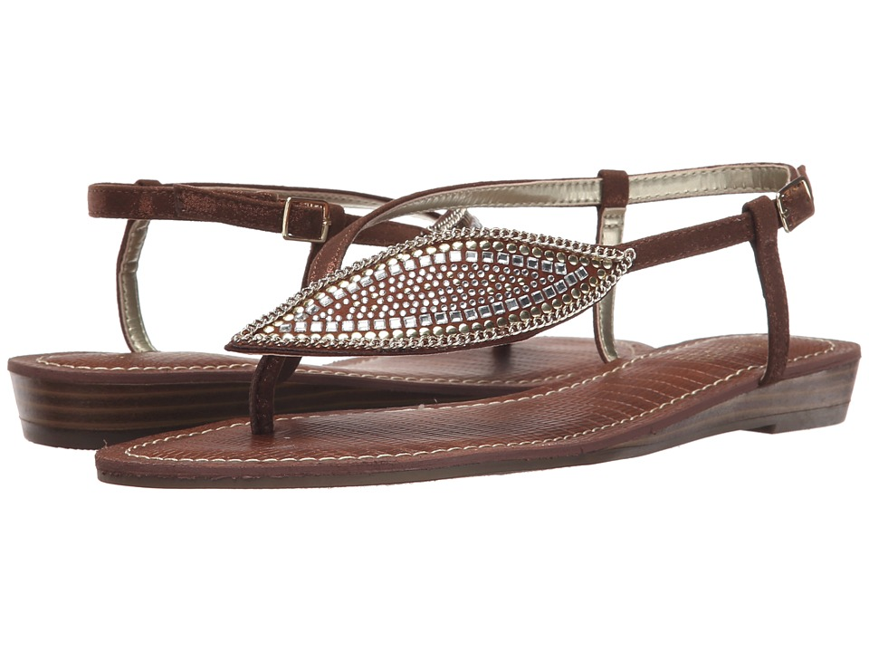 CARLOS by Carlos Santana - Laverne (Coffee) Women's Sandals