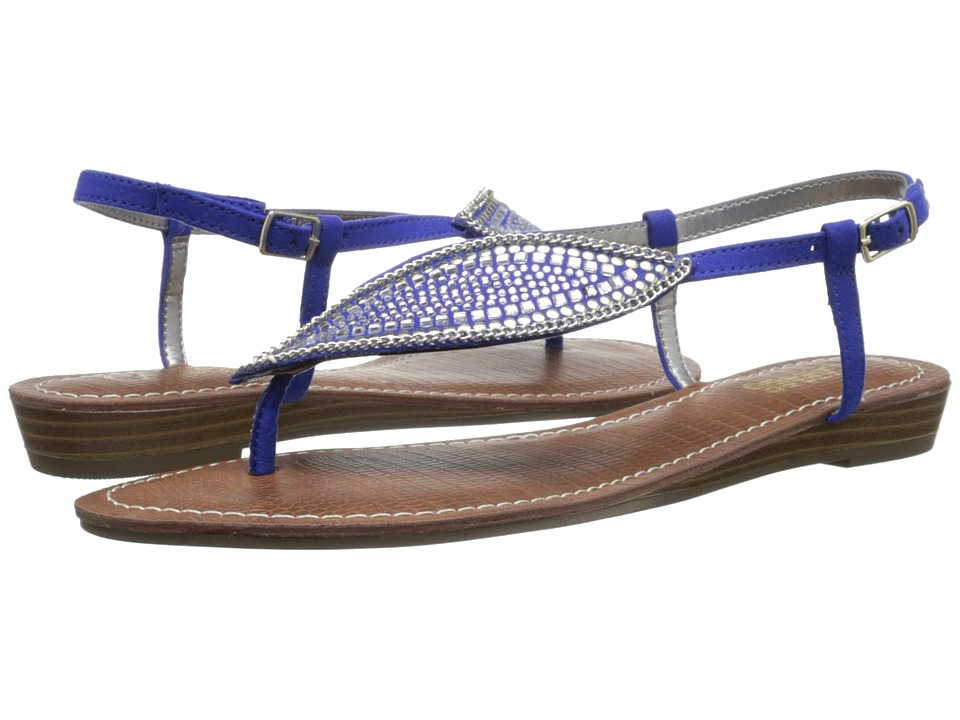 CARLOS by Carlos Santana - Laverne (Oceanic Blue) Women's Sandals