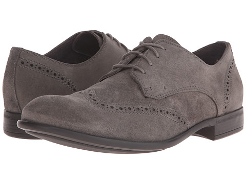 John Varvatos - F2573R3B A197B 009 (Lead) Men's Shoes