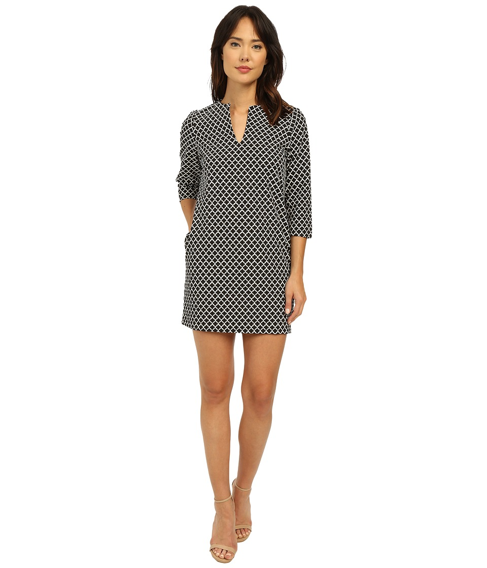 Karen Kane - Print Shift Dress (Print) Women's Dress