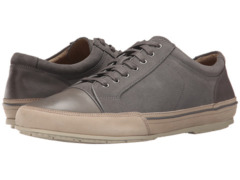 John Varvatos - F2753R4B A12B 078 (Moon Mist Grey) Men's Shoes