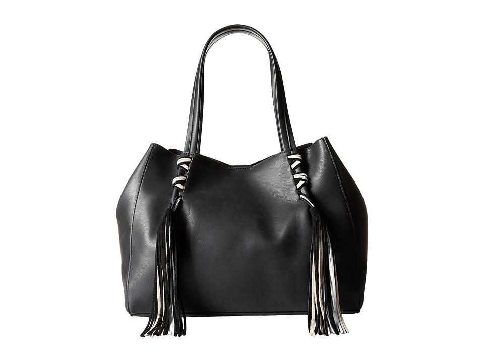 Steve Madden - Bkyra Tote (Black) Tote Handbags