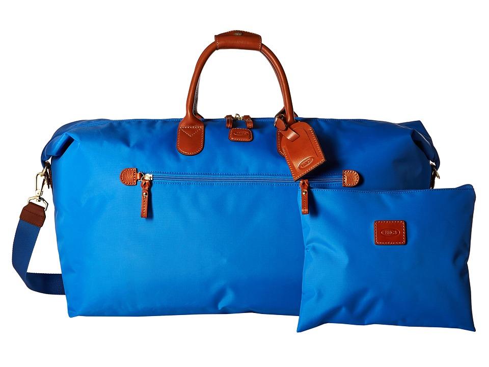 Bric's Milano - X-Bag 22 Deluxe Duffel (Cornflower) Duffel Bags
