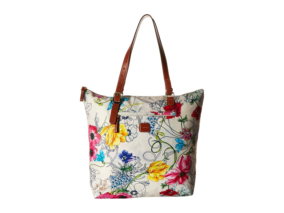 Bric's Milano - X-Bag Sportina Grande Shopper (Floral) Tote Handbags