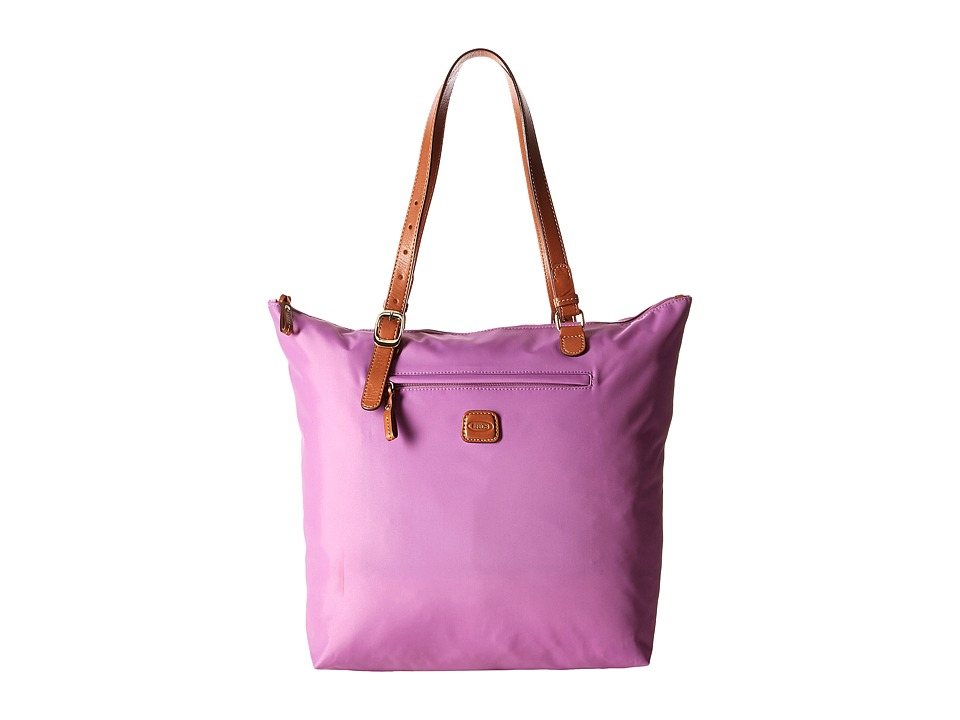 Bric's Milano - X-Bag Sportina Grande Shopper (Violet) Tote Handbags