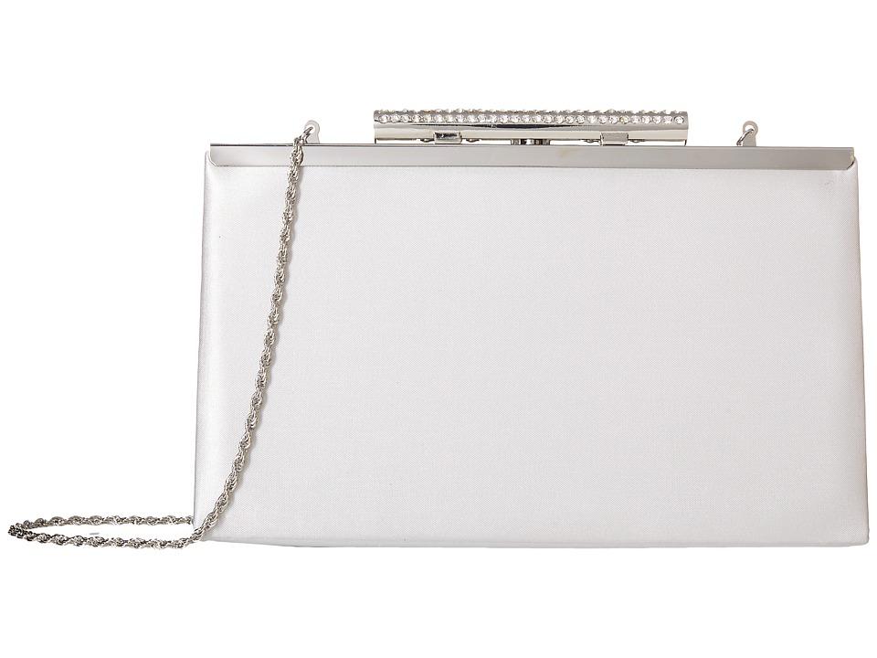 Nina - Asta (Silver) Handbags