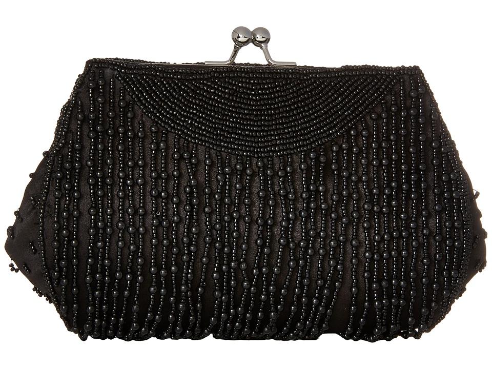 Nina - Mullin (Black) Handbags