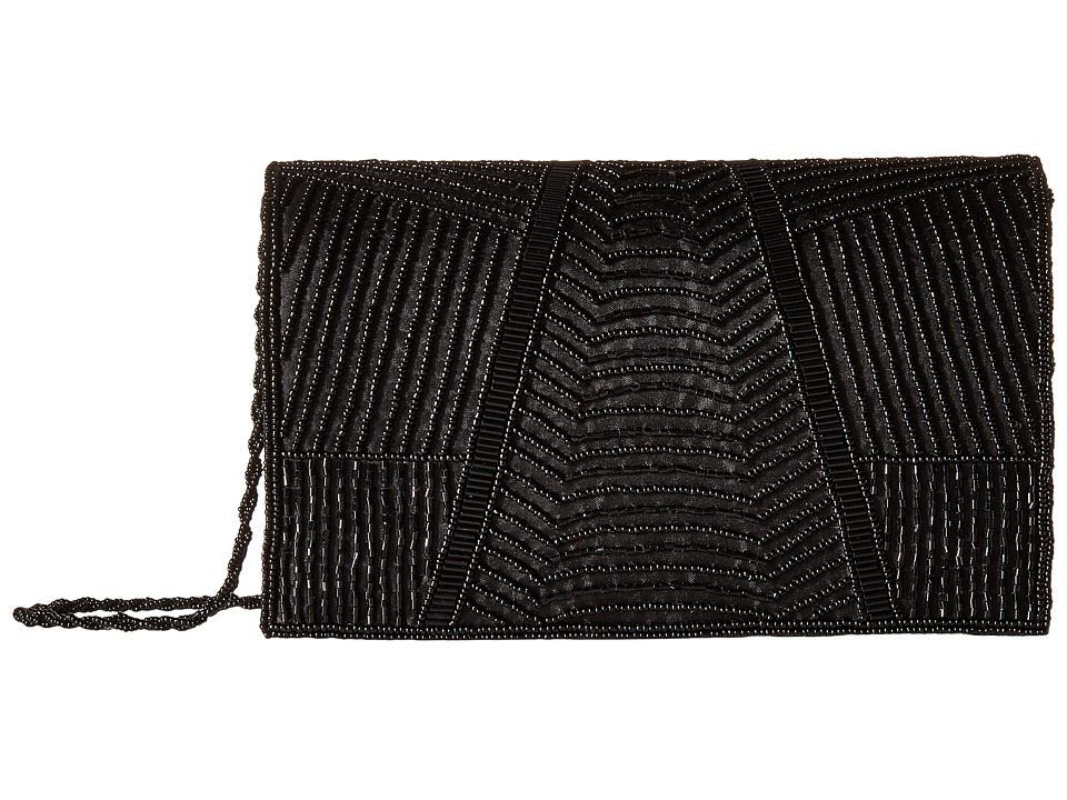 Nina - Helyn (Black/Black) Handbags