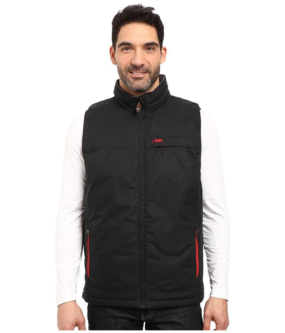 Mountain Khakis - Double Down Vest (Black) Men's Vest