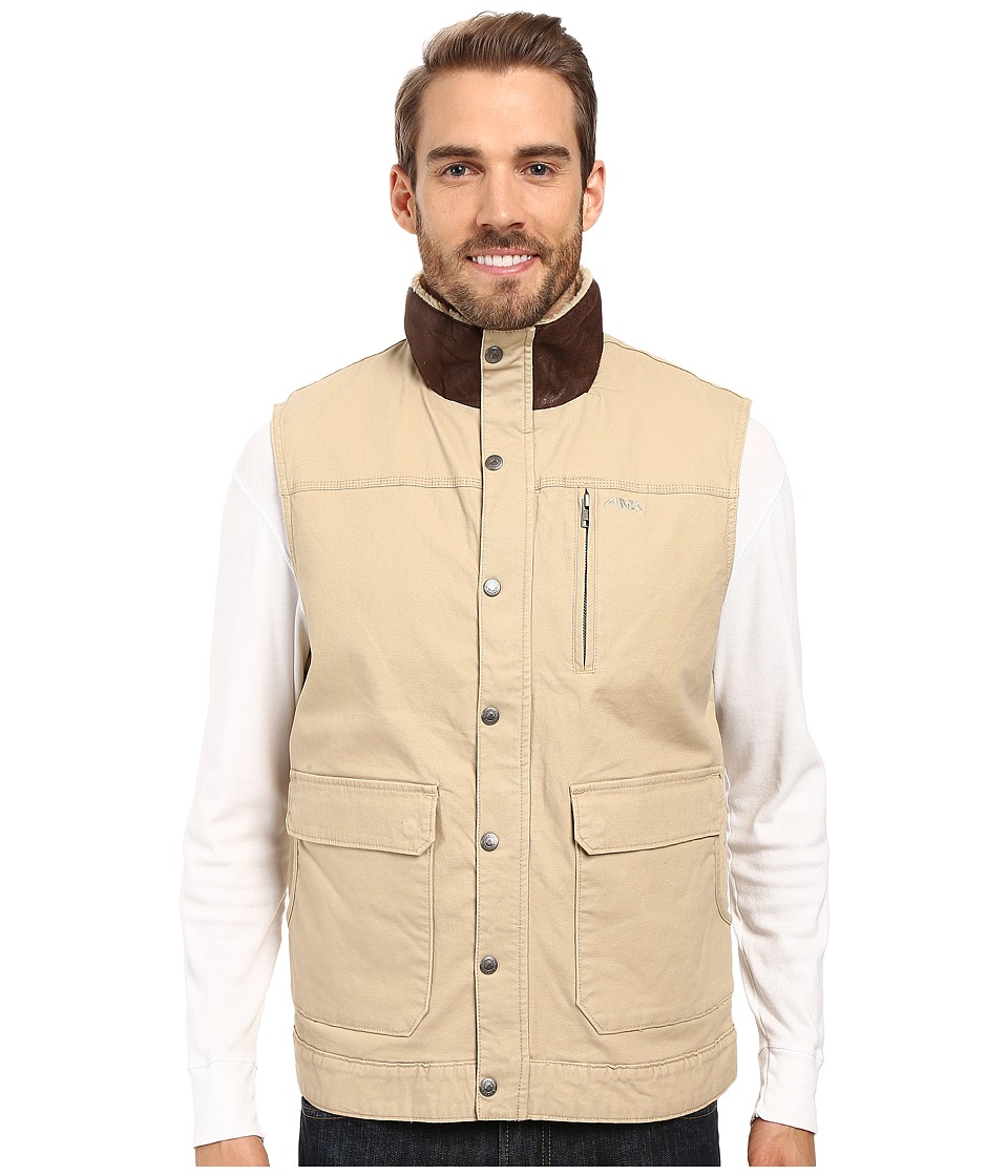 Mountain Khakis - Ranch Shearling Vest (Yellowstone) Men's Vest