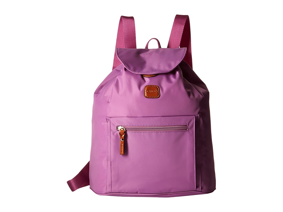 Bric's Milano - X-Bag Backpack (Violet) Backpack Bags