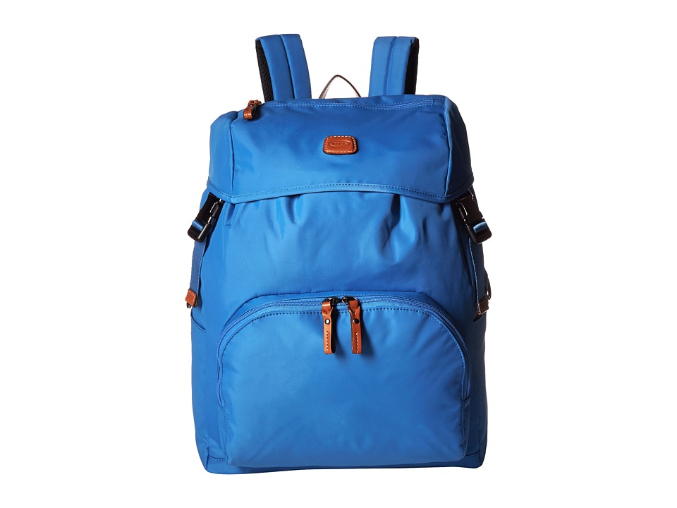 Bric's Milano - X-Bag Large Backpack (Cornflower) Backpack Bags