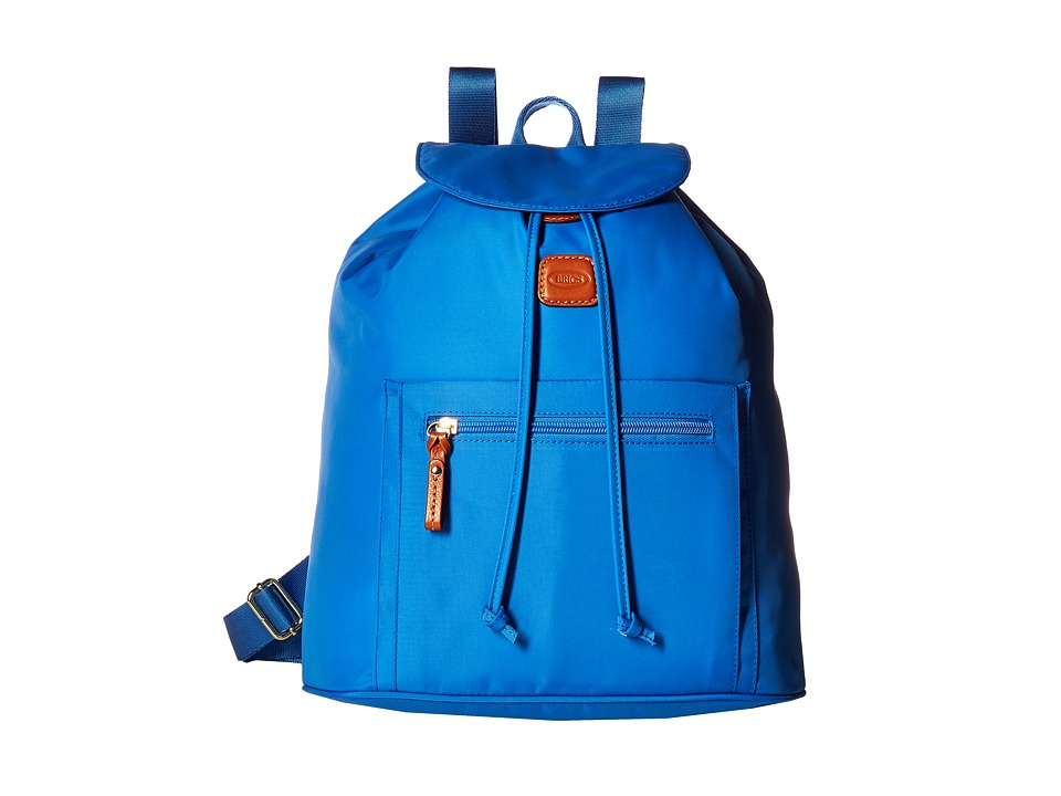Bric's Milano - X-Bag Backpack (Cornflower) Backpack Bags