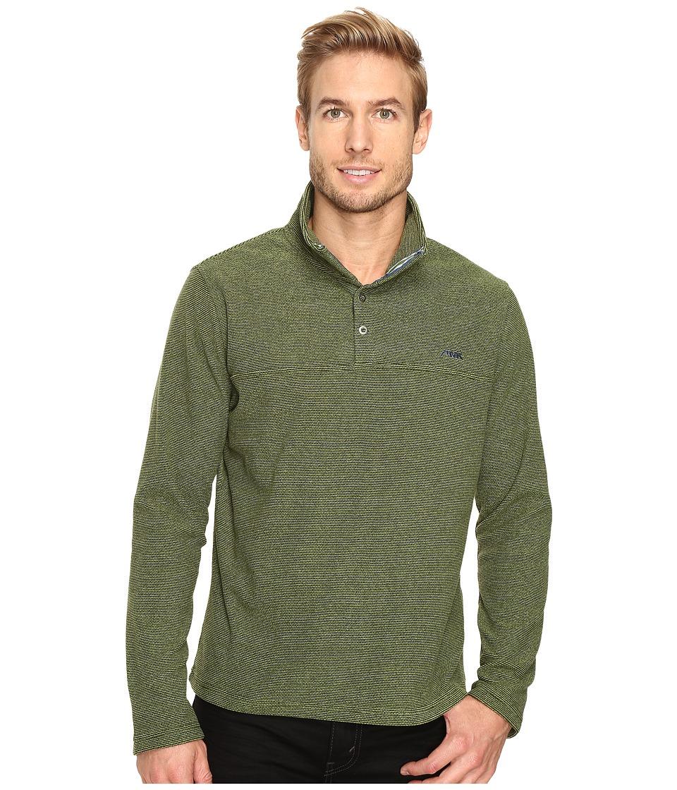 Mountain Khakis - Pop Top Pullover Jacket (Scout) Men's Coat