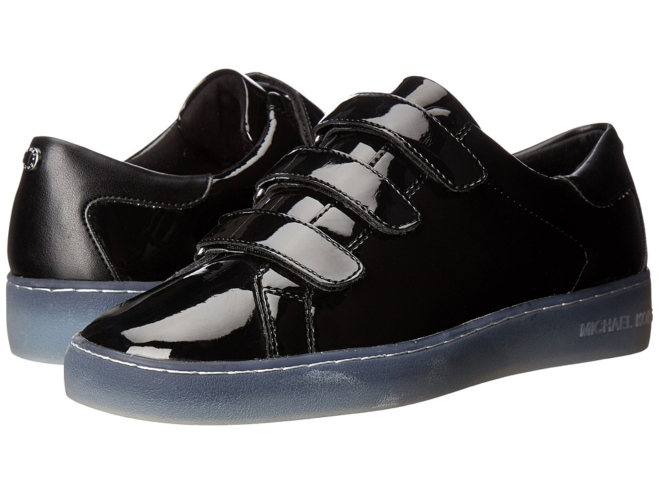 MICHAEL Michael Kors - Craig Sneaker (Black Patent/Nappa) Women's Shoes