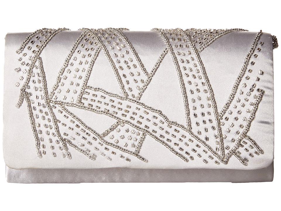 Nina - Marlin (Silver) Handbags