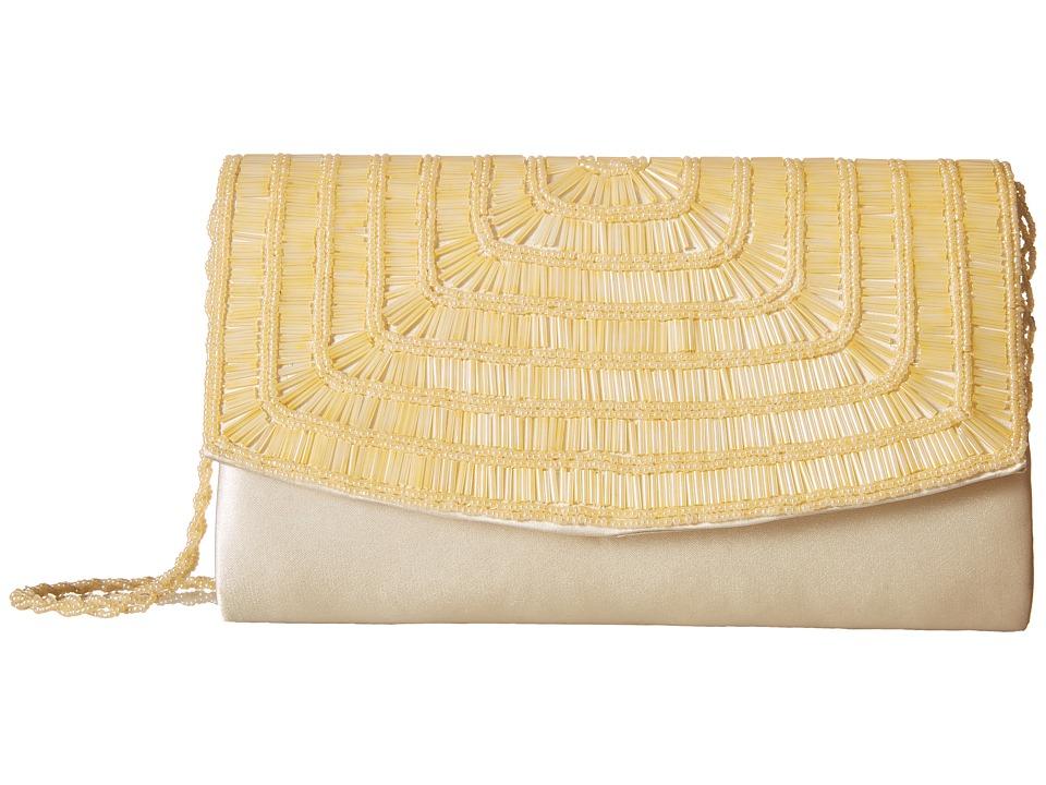 Nina - Haelee (Champagne) Handbags