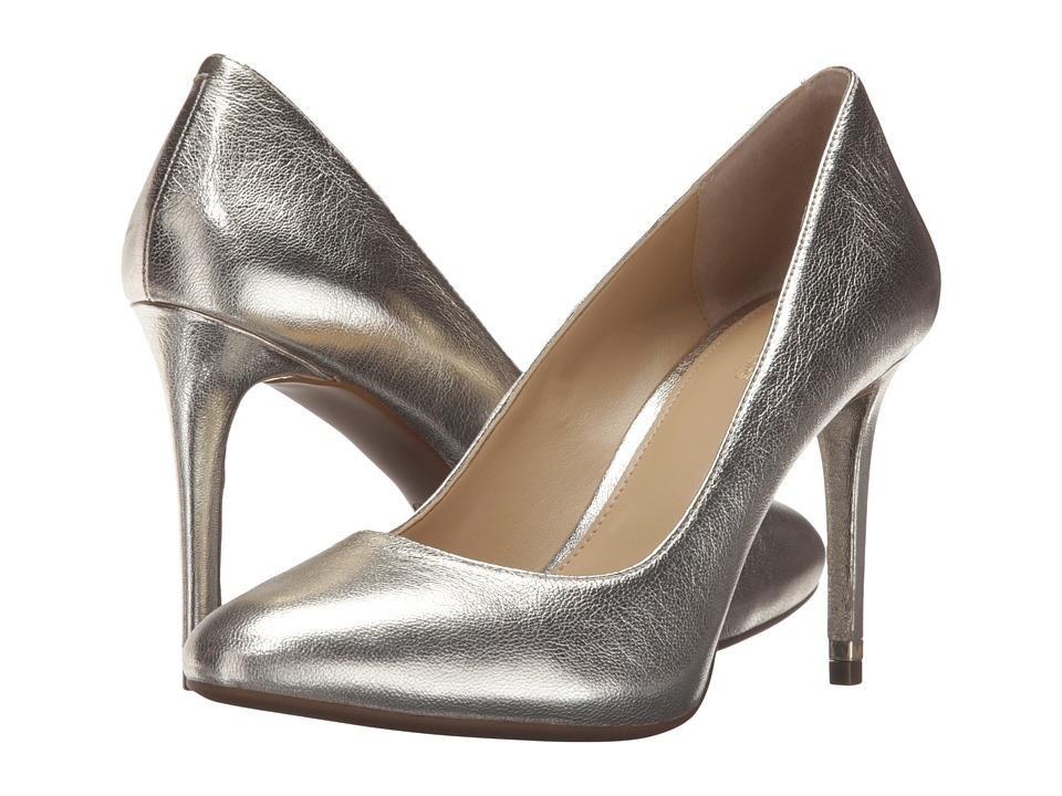 MICHAEL Michael Kors Ashby Flex Pump (Pale Gold Metallic Nappa) Women