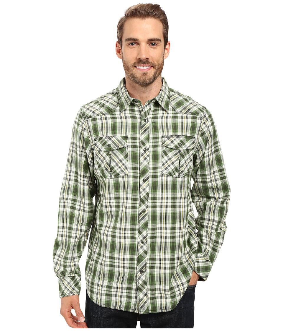 Mountain Khakis - Rodeo Shirt (Rainforest) Men's Clothing