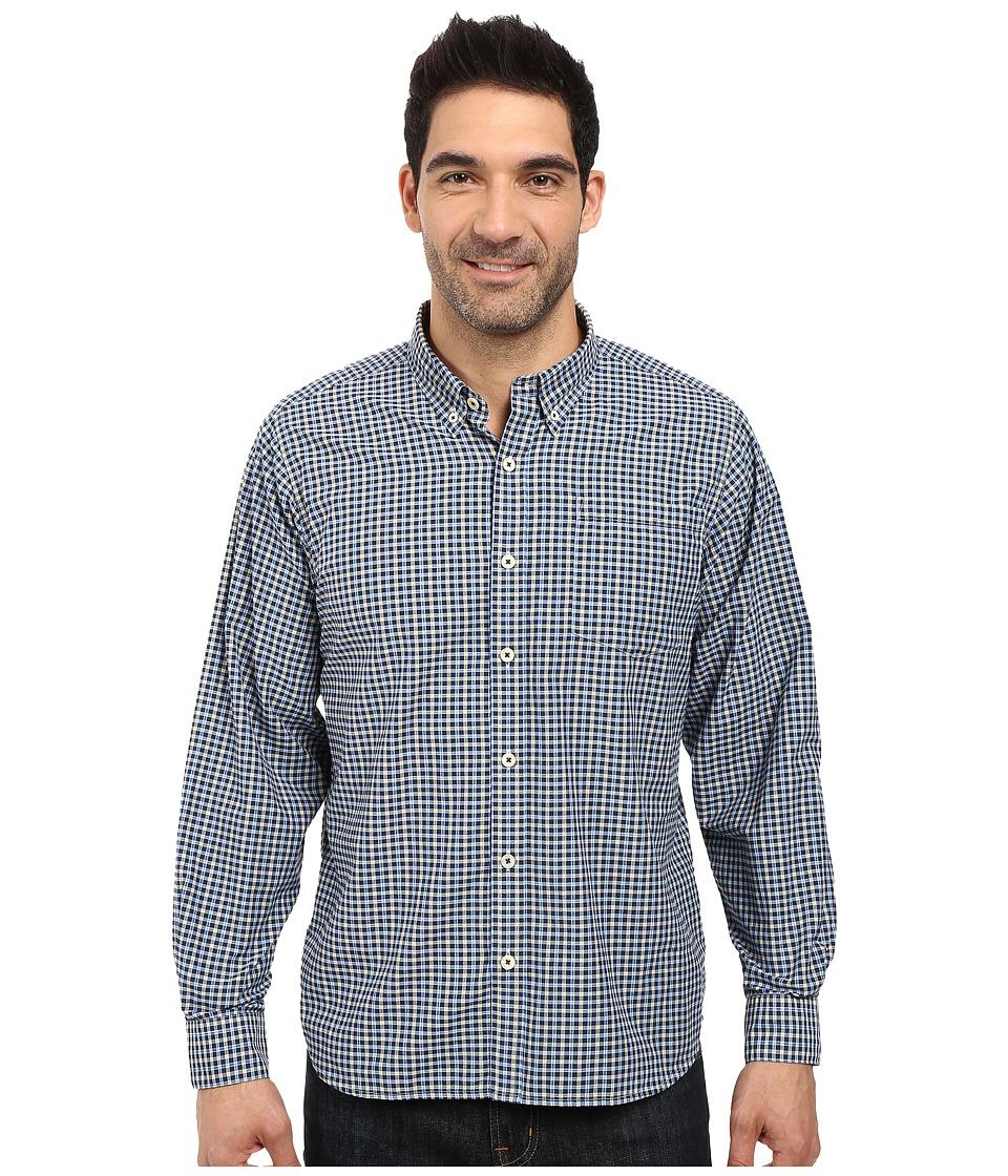 Mountain Khakis - Spalding Gingham Shirt (Marlin) Men's T Shirt
