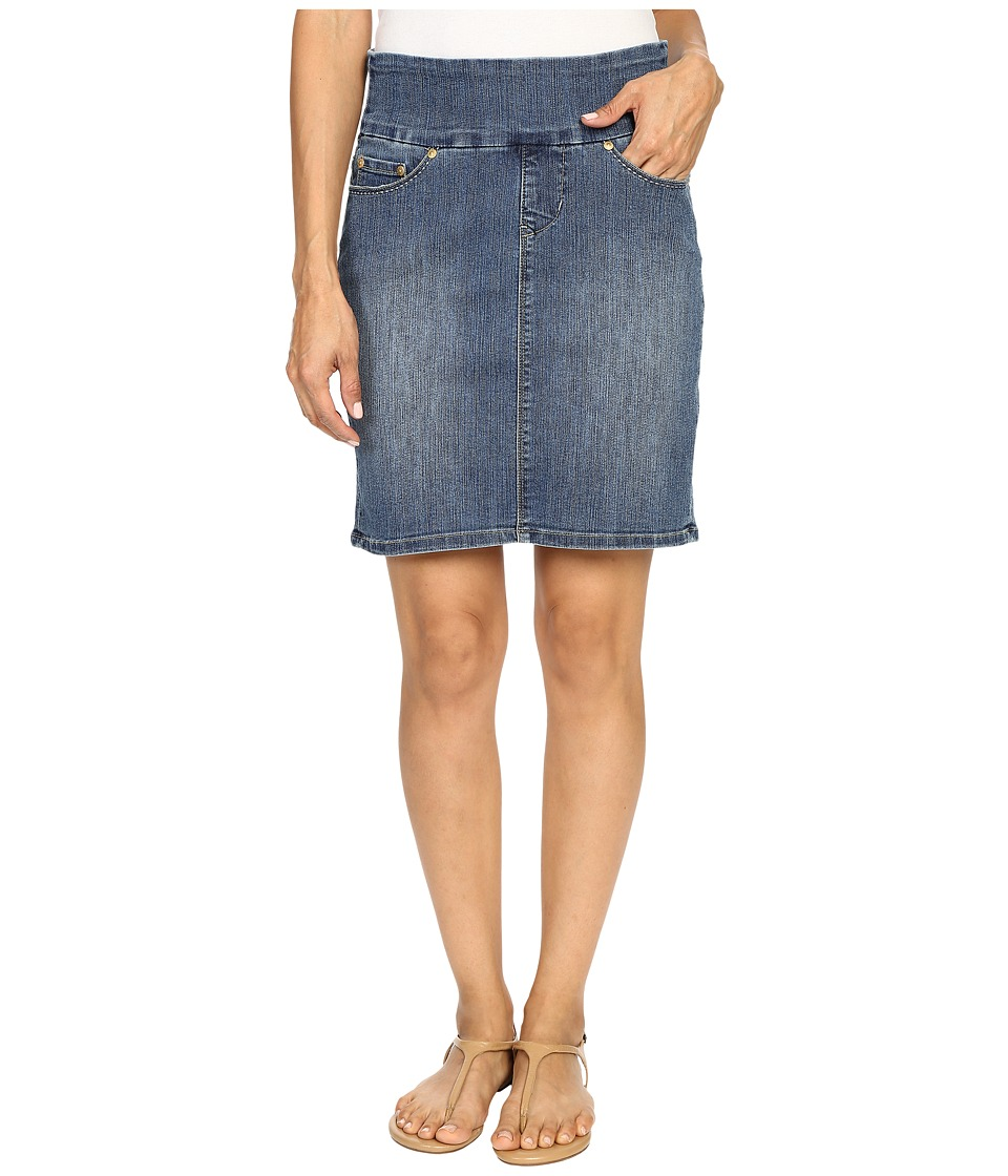 Jag Jeans Petite - Petite Ingram Skirt (High Tide) Women's Skirt