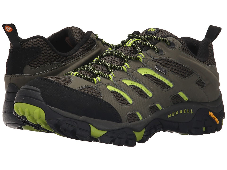 Merrell Moab Waterproof (Dusty Olive/Black) Men