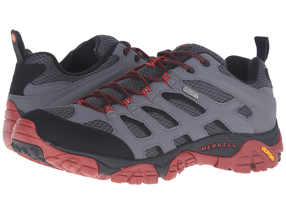 Merrell Moab Waterproof (Castle Rock/Black) Men